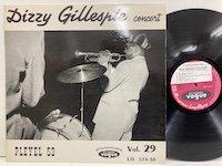 Dizzy Gillespie / Pleyel 53
