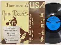 Jan Davis / & the Flamenco Boogie Band