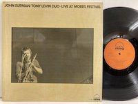John Surman Tony Levine / live at Moers Festival