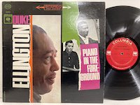 Duke Ellington / Piano in the Foreground