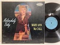 Mary Ann McCall / Melancholy Baby