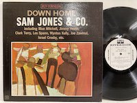 Sam Jones / Down Home
