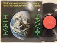 George Adams Don Pullen / Earth Beams