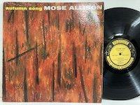 Mose Allison / Autumn Song