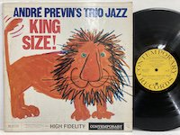 Andre Previn / King Size
