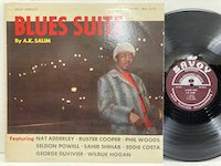 AK Salim / Blues Suite