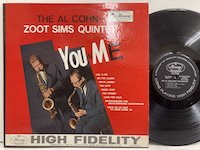 Al Cohn  Zoot Sims / You'n Me