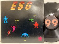 Esg / Says Dance To The Beat Of Moody