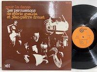 Sylvio Gualda Jean Pierre Drouet / Pour la Danse
