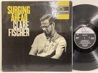 Clare Fischer / Surging Ahead