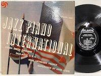 Rene Urtreger Dick Katz Derek Smith / Jazz Piano International