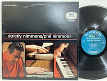 Phil Nimmons / Strictly Nimmons