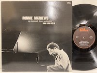 Ronnie Mathews / Song for Leslie