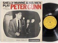 Shelly Manne & His Men / Play Peter Gunn