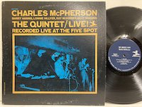 Charles McPherson / the Quintet Live