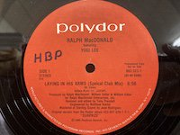 Ralph MacDonald / Laying in His Arms