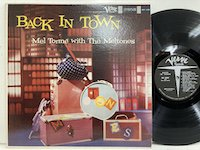 Mel Torme / Back In Town