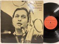 Frank Strozier / Remember Me