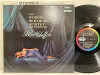 George Shearing / Blue Chiffon