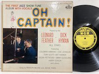 Leonard Feather Dick Hyman Marilyn Moore / Oh Captain