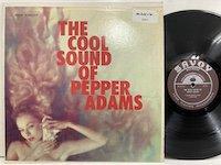 Pepper Adams / the Cool Sound