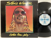Stevie Wonder / Hotter Than July