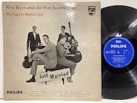 Rita Reys and Pim Jacobs / Marriage in Modern Jazz