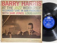 Barry Harris / the Jazz Workshop