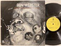 Ben Webster / Live at the Haarlemse Jazzclub