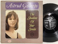 Astrud Gilberto / the Shadow of Your Smile
