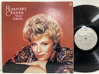 Rosemary Clooney / Sings Ballads