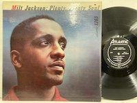 Milt Jackson / Plenty Plenty Soul