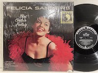 Felicia Sanders / That Certain Feeling