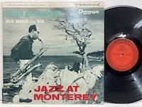Virgil Gonsalves / Jazz at Montrey