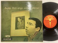 Buddy Rich / sings Johnny Mercer