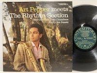 Art Pepper / Meets the Rhythm Section