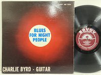 Charlie Byrd / Blues for the People