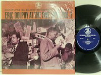 Eric Dolphy / at the Five Spot