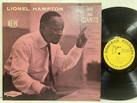 Lionel Hampton / and His Giants