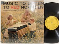 Red Norvo / Music to Listen to