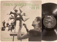 <b>Chico Hamiton / in Hi Fi </b>