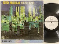 <b>Gerry Mulligan / Night Lights </b>