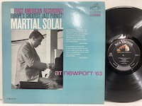 Martial Solal / at Newport '63