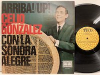 <b>Celio Gonzalez / Arriba Up </b>