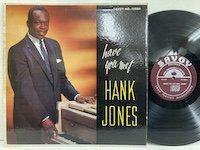Hank Jones / Have You Met Hank Jones