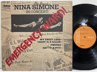 Nina Simone / Emergency Ward