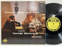 George Shearing / When Lights are Low