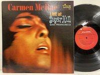 Carmen Mcrae / Live at Sugar Hill