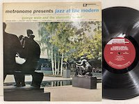 George Wein / Metronome presents Jazz at the Modern