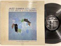 Stan Getz / Jazz Samba Encore